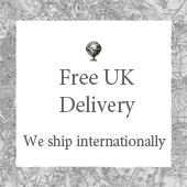 Free Uk Delivery, we ship internationally