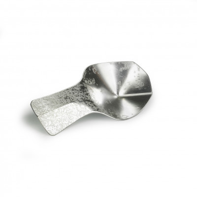 Etched Caddy Spoon