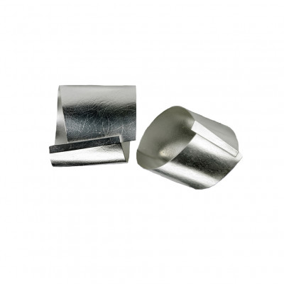 One of a Kind Silver Napkin Rings