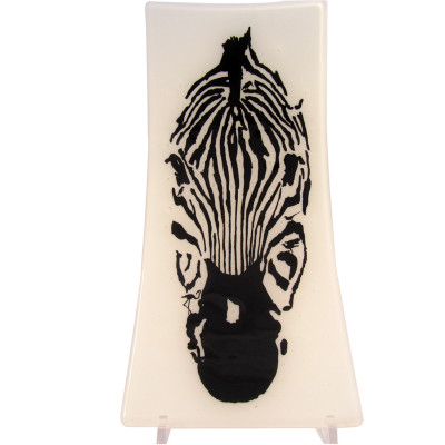 Zebra and Bird Charger