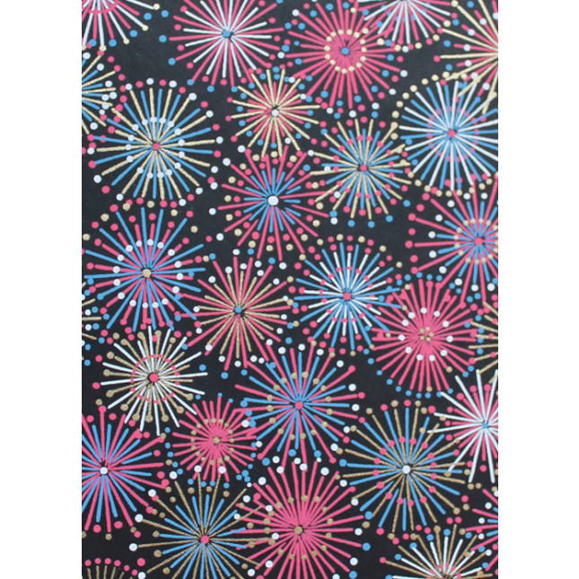 Starburst - Greeting Card