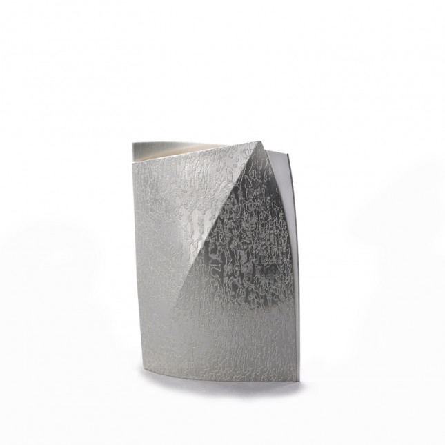 Diagonal Fold Vase