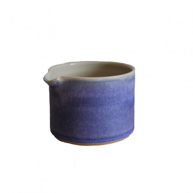 Violet Milk Jug