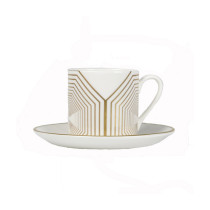 Espresso Cup -  Infinity Pattern