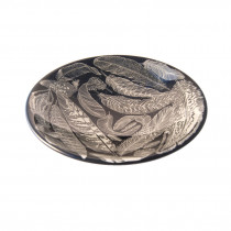 Pheasant Feather Bowl
