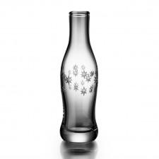 Cut Crystal Pop Bottle - Constellation Cut