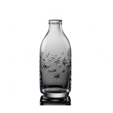 Cut Crystal Milk Bottle - Constellation Cut